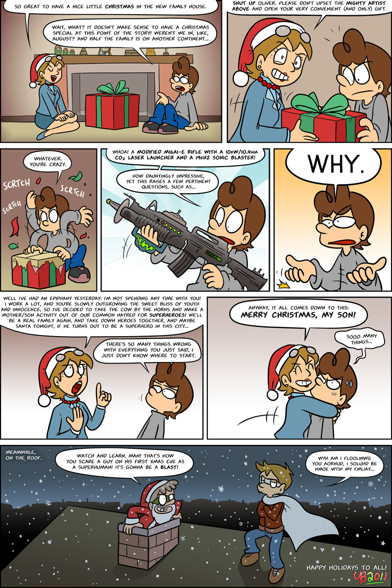 Special – A Super Christmas 1