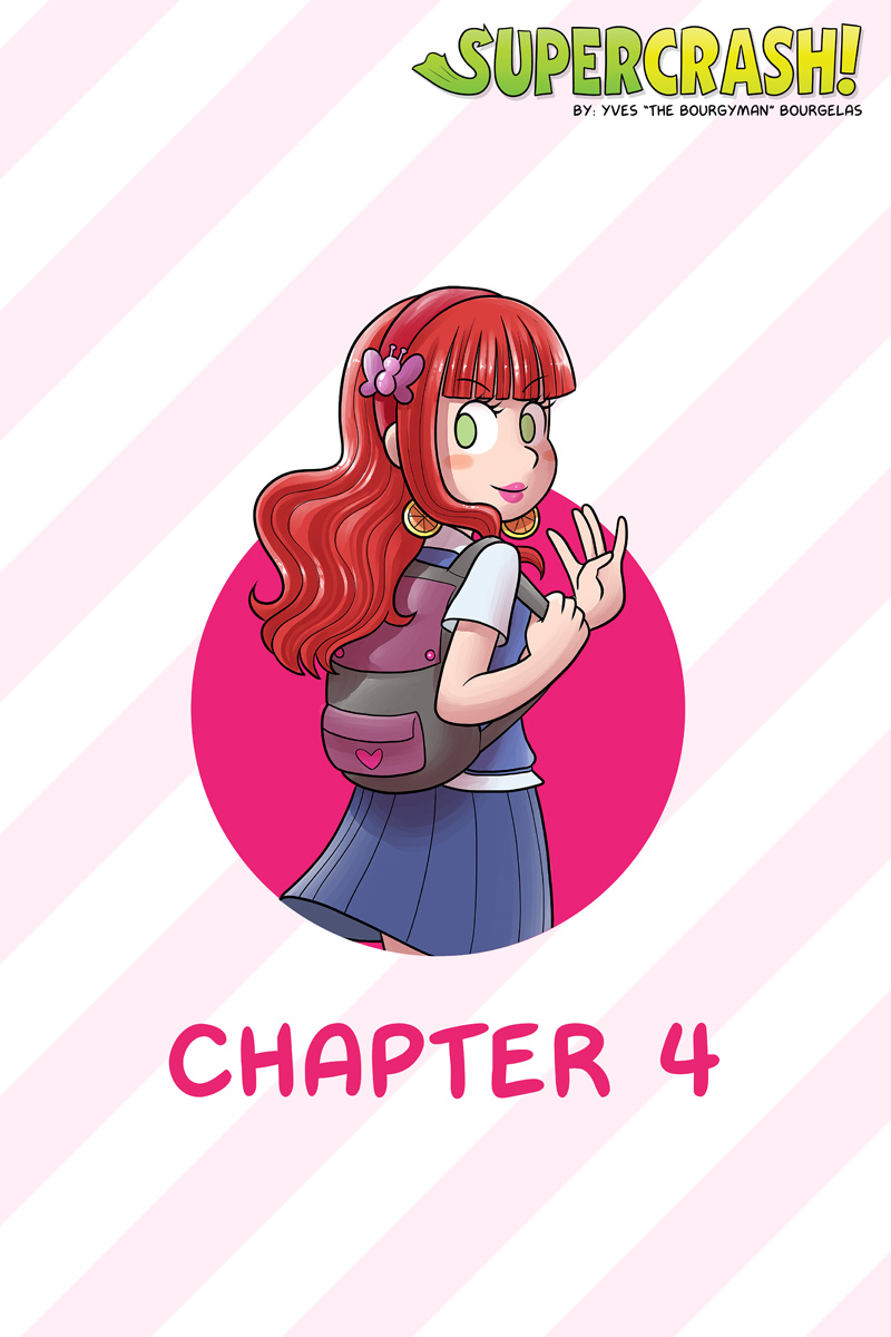 Aaaaand chapter 4 starts! Brace yourselves!